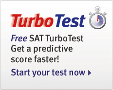 SAT Turbo Test