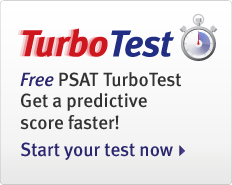 PSAT Turbo Test