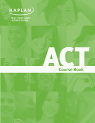 ACT course book cover image