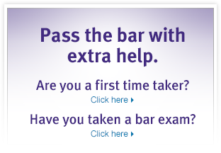 Kaplan Bar Review Ace Your Finals Workshop