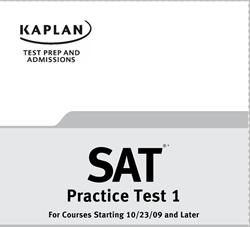 SAT practice test image