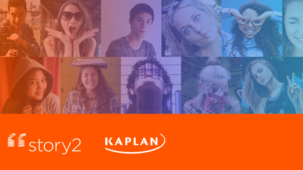 Join our Story 2 and Kaplan Test Prep event today!