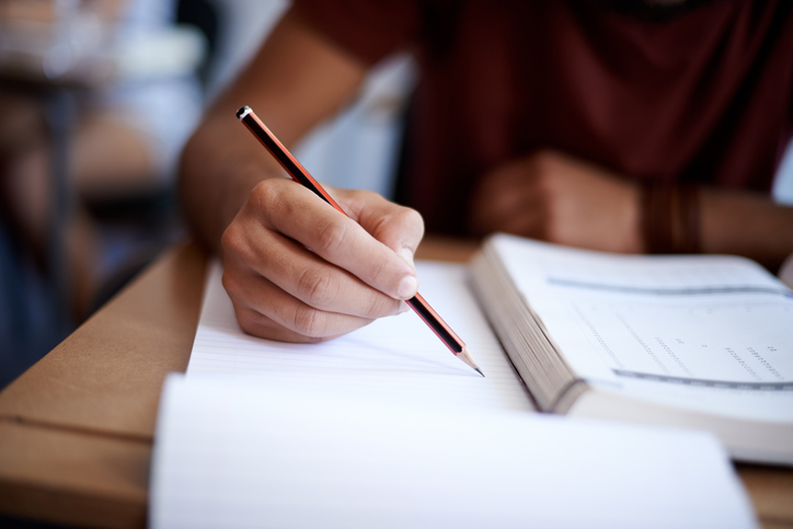 Learn how to develop strong study habits in high school.