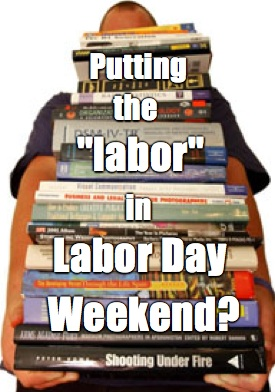 LSAT score tips on Labor Day