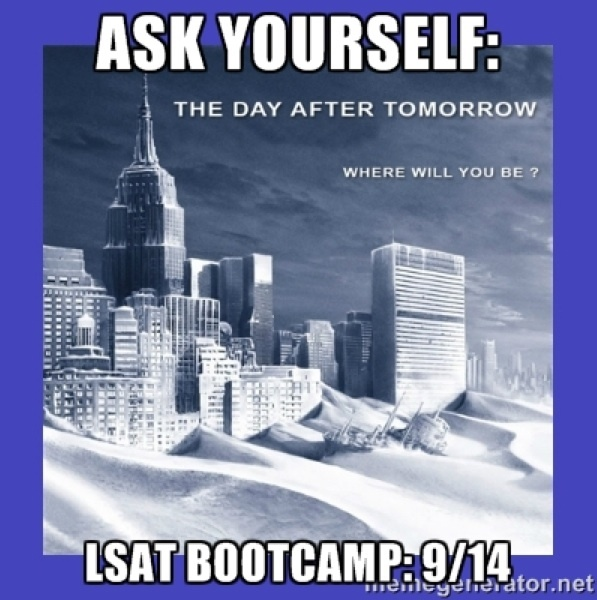 LSAT Bootcamp: Score Higher After Tomorrow