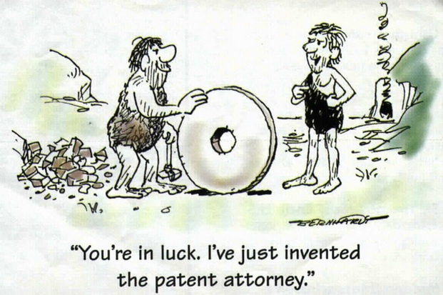patent attorney job description