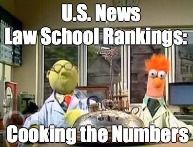 US News Law School Rankings