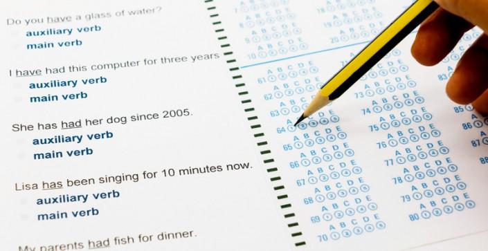 ACT English Identifying Verb Errors