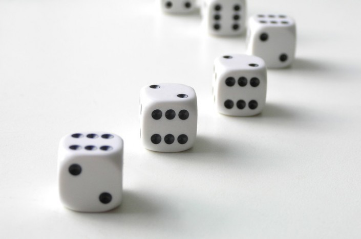 probability on the gre