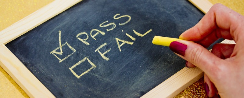 New GED Pass Fail Score Good Bad