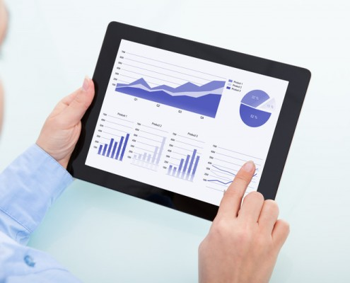 GRE data interpretation math