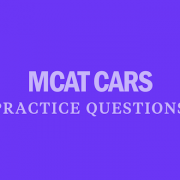 mcat-cars-practice-questions