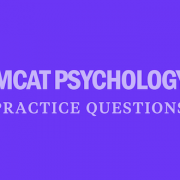 mcat-psychology-practice-questions