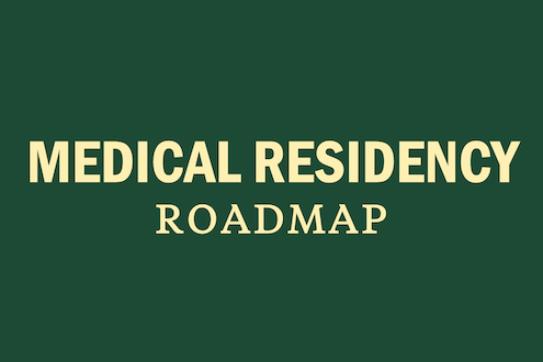 medical-residency-roadmap