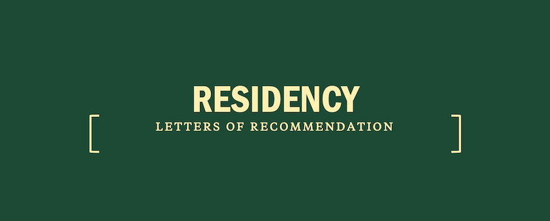 residency-letters-of-recommendation