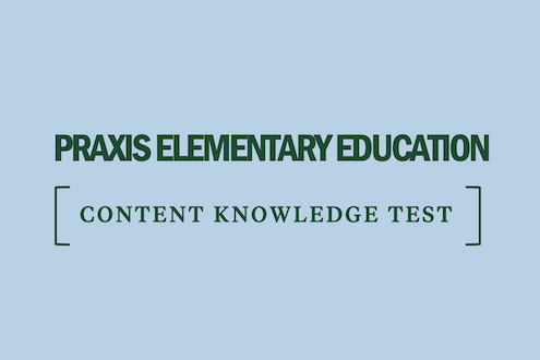 praxis-elementary-education-content-knowledge-test