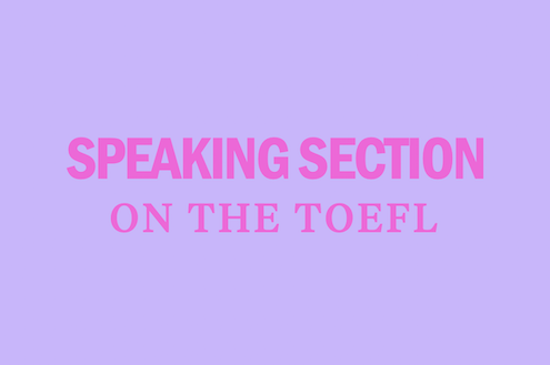 toefl-speaking-section