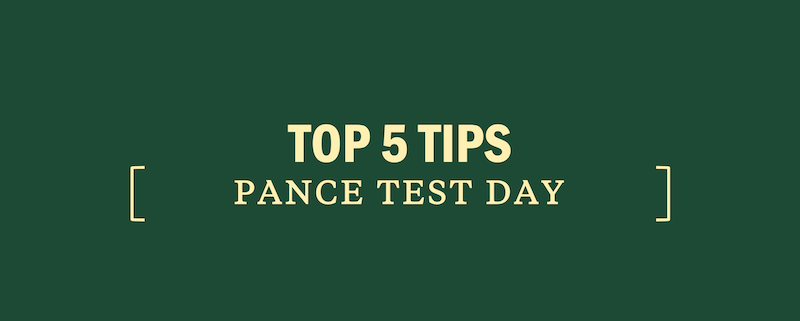 top-tips-pance-test-day-strategy