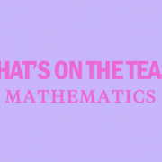 whats-on-teas-mathematics