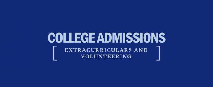 extracurriculars-volunteering-college-admissions