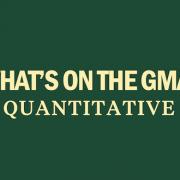gmat-quantitative