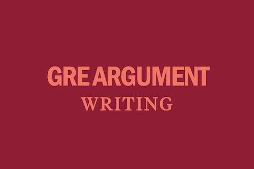 gre-argument-writing