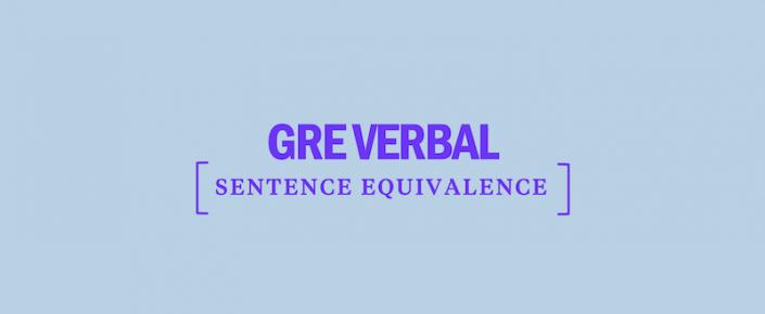 gre-verbal-sentence-equivalence