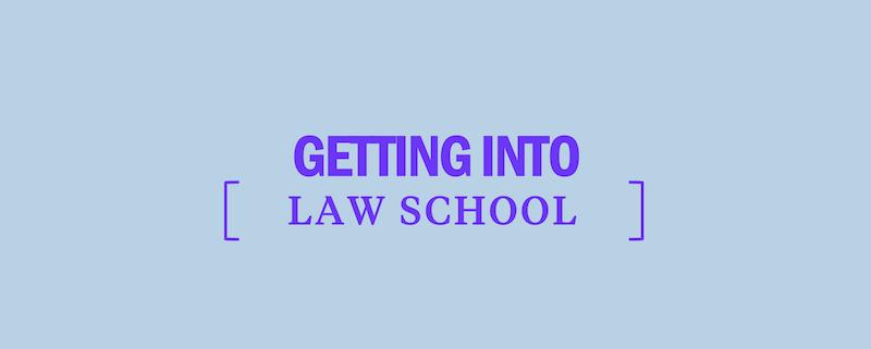getting-into-law-school