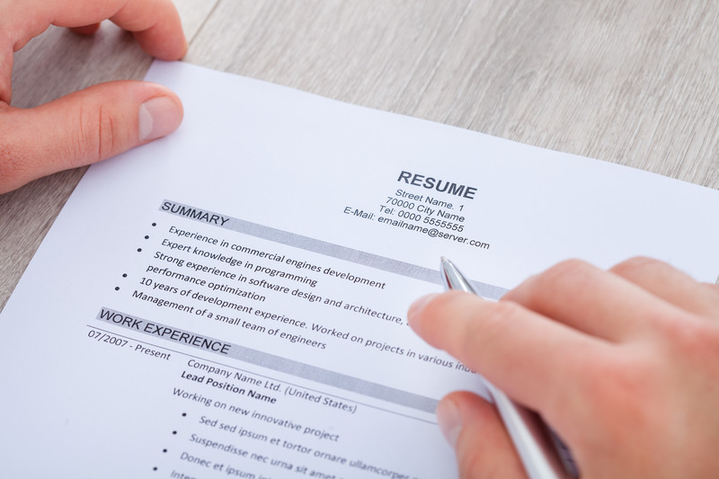 how to fix your resume for grad school kaplan test prep