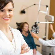 Shadowing an Optometrist
