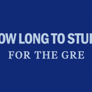 how-long-to-study-for-the-gre