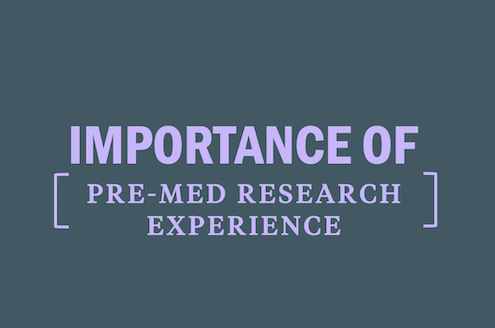 importance-of-pre-med-research-experience