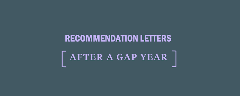 recommendation-letters-medical-school-after-gap-year