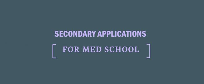 secondary-applications-medical-school