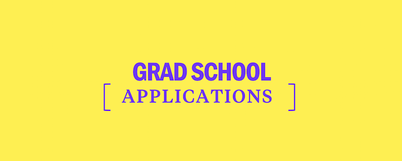 grad-school-applications