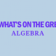 gre-algebra-whats-tested