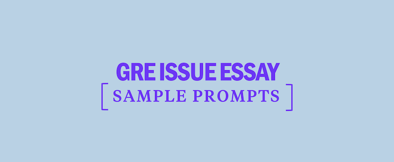 Gre sample essays and commentarie