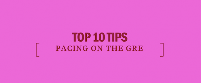 pacing-on-the-gre-top-tips