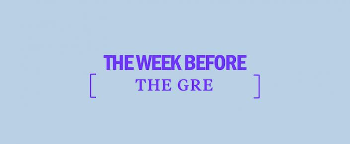 study-tips-week-before-gre