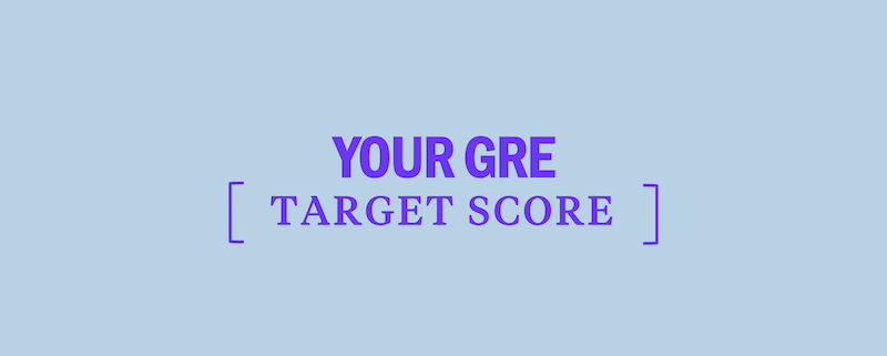 your-gre-target-good-score