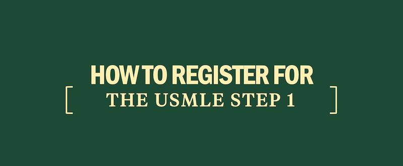 How to Register for the USMLE - Kaplan Test Prep