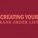 creating-your-rank-order-list