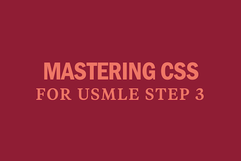 mastering-css-for-usmle-step-3