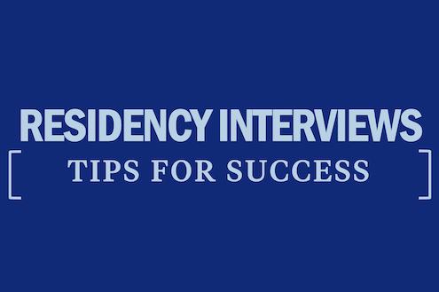 residency-interviews-tips-success