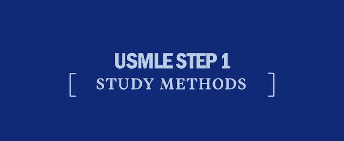 usmle-step-1-study-methods