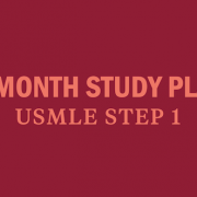 usmle-step-1-3-month-study-guide