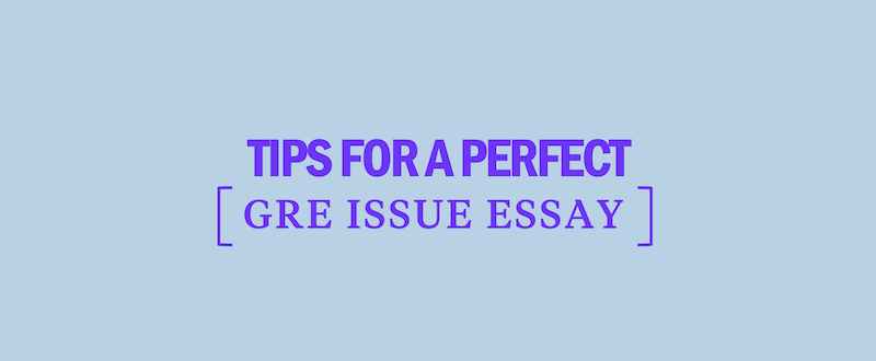Top 10 best GRE essays