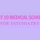psychiatry-best10-medical-schools