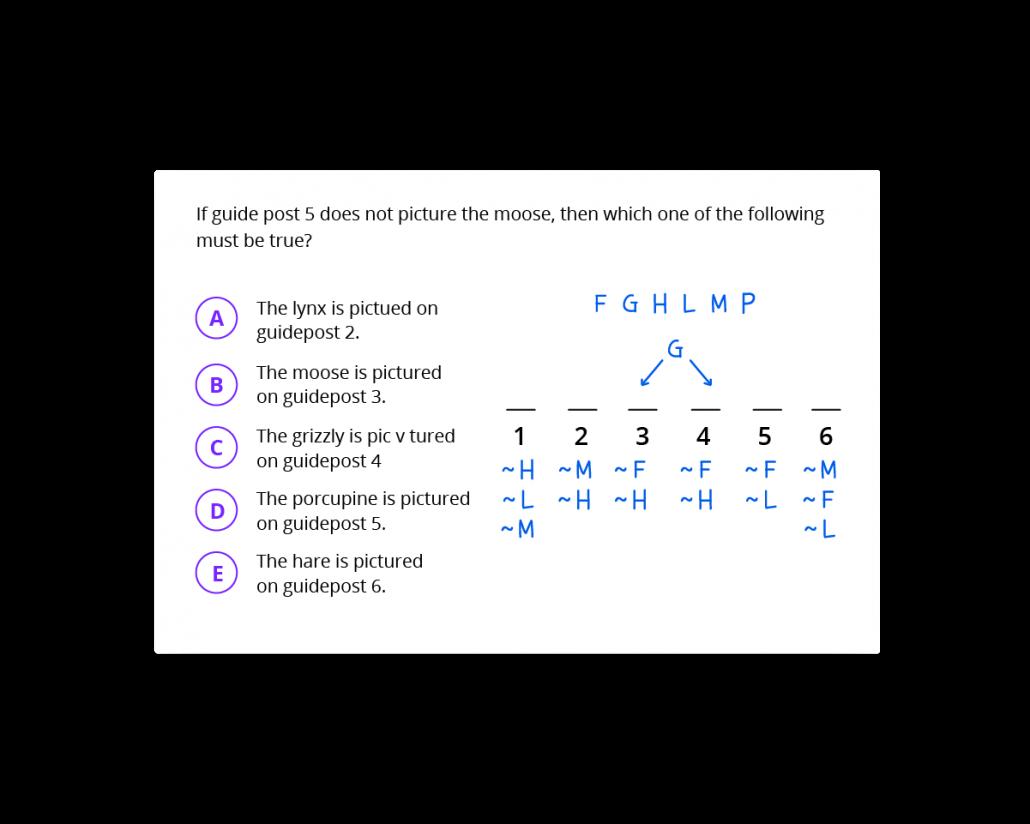 lsat free practice test