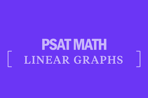 psat-math-linear-graphs